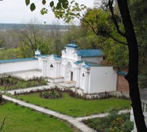 Скит прп. Антония и Феодосия Печерских