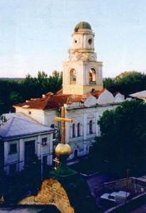 Храм Покрова Божией Матери до реставрации
