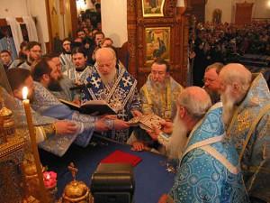 Слово на вручение жезла епископу Святогорскому Арсению (Яковенко)