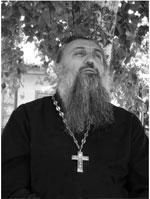 Протоиерей Владимир Очеретяный, окормляет Ждановскую исправительную колонию №3