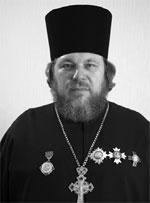 Митрофорный протоиерей Владимир Згинник, окормляет Енакиевскую исправительную колонию №52