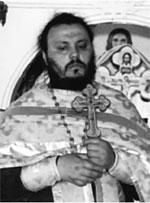 Протоиерей Олег Алилуйко, окормляет Торезскую исправительную колонию №28