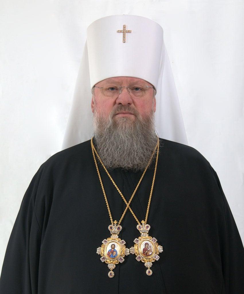 Митрополит Львовский и Сокальский УПЦ КП: