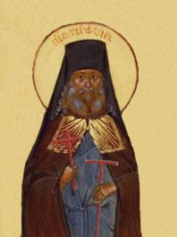Преподобноисповедник Трифон, архимандрит Святогорский