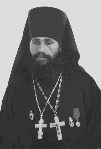 Преподобноисповедник Трифон, архимандрит Святогорский_