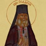 Преподобный Исаакий, иеромонах Святогорский