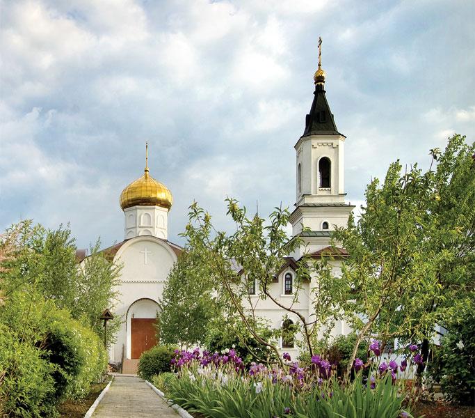 Свято-Иверский женский монастырь