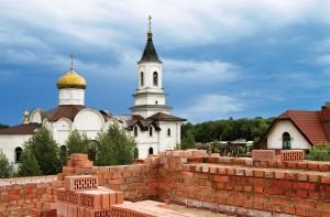 Свято-Иверский женский монастырь_