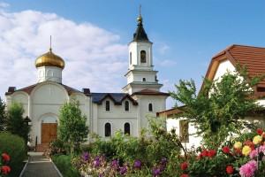 Свято-Иверский женский монастырь__