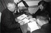 Подготовка материалов для регистрации православной тюремной общины (Енакиевская исправительная колония №52)
