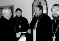 Донецкая и Горловская епархии взаимодействуют с другими епархиями и епархиальными отделами по работе в пенитенциарной системе