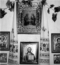 Фрагмент часовни в честь святой великомученицы Анастасии Узорешительницы